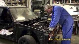 getlinkyoutube.com-Restauration Golf 1 GTI 1600
