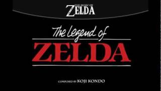 The Legend of Zelda - 01 - Title Screen - Introduction