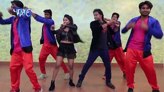 getlinkyoutube.com-ढोढ़ीये में चुम्मा लेता है - Kaha Ta Jaan - Kushlesh Samdarshi - Bhojpuri Hot Songs 2017 New