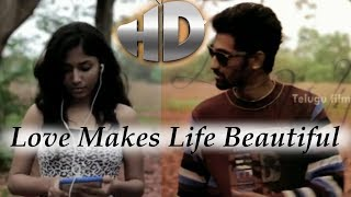 getlinkyoutube.com-Love Makes Life Beautiful - A Romantic Short Film