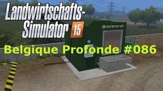 getlinkyoutube.com-LS 15 Belgique Profonde #086 | SEEDMASTER befüllen | Let's Play [HD]