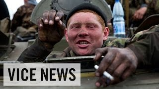 getlinkyoutube.com-Ukrainian Military Give Up Their Weapons: Russian Roulette (Dispatch 28)