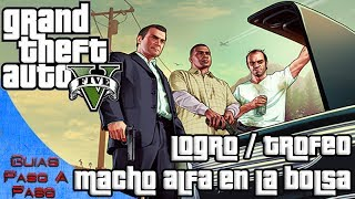 getlinkyoutube.com-Grand Theft Auto V | Logro / Trofeo: Macho alfa en la bolsa