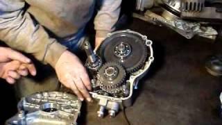 getlinkyoutube.com-Polaris ATV 4x4 Transmission Repair