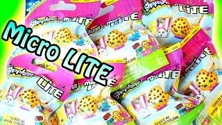 getlinkyoutube.com-Shopkins Micro-Lite Surprise Blind Bags! - 샾킨즈 시크릿 장난감