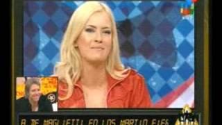 getlinkyoutube.com-La tanga de la Maglietti en los Martin Fierro...!!