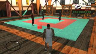 getlinkyoutube.com-GTA San Andreas all gym moves