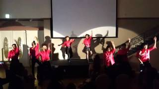 getlinkyoutube.com-余興でE-girlsのFollow meを踊ってみた