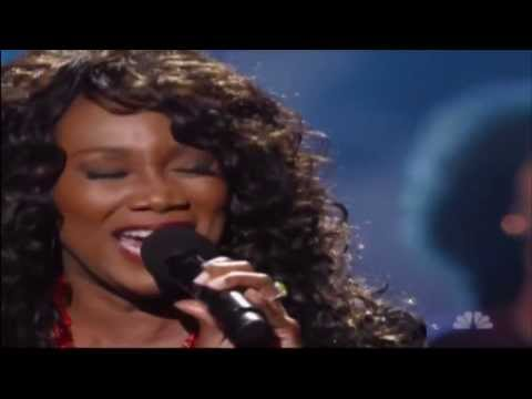 Yolanda Adams - Tribute to Whitney Houston  [2012 NAACP Image Awards HD]