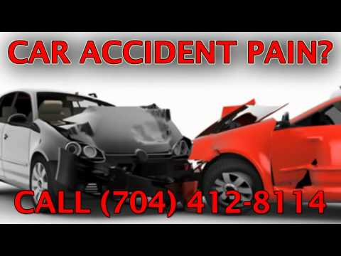 Fast Pain Relief for Victims of Traffic Accidents|704-412-8114|Charlotte|28269|28262|28213|Car|NC