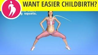 getlinkyoutube.com-Birth Exercises: Late Pregnancy Fitness for Easier Childbirth