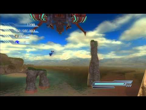 Sonic 06 - Increased Shadow Draw Distance