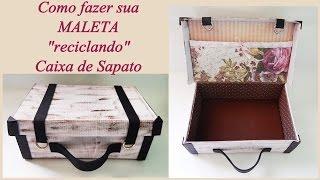 getlinkyoutube.com-Como fazer sua Maleta reciclando caixa de sapato