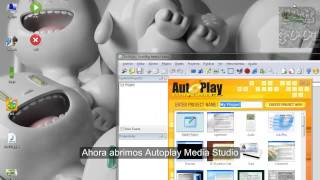 getlinkyoutube.com-Crear instalador con winrar y autoplay media studio [HD]