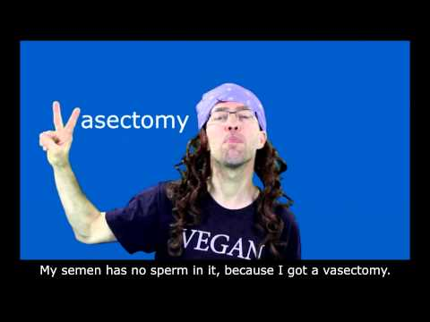 I Got a Vasectomy