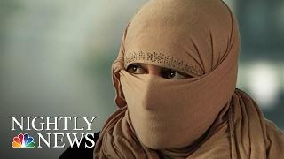 getlinkyoutube.com-ISIS Terror: Yazidi Woman Escapes Sexual Slavery | NBC Nightly News