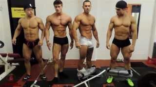 getlinkyoutube.com-Aesthetic Bodybuilding 2014 LONDON