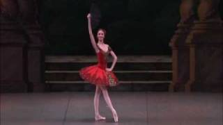 Don Quixote grand pas de deux - Svetlana Zakharova and Andrei Uvarov