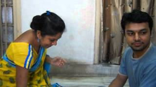 Bhai Phota, an Indian practice for brother and sister