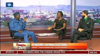 Credible Elections: APC Chieftain Urges INEC To Improve Voter Education Pt.1 |Sunrise Daily|