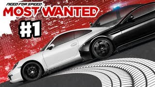 Need for Speed: Most Wanted (2012) - Gameplay Part 1 (XBox 360 / PS3) (NFS01)