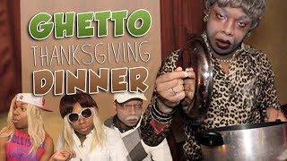 getlinkyoutube.com-64. Ghetto Thanksgiving Dinner