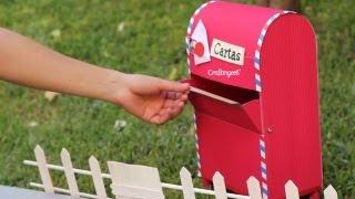 getlinkyoutube.com-Haz tu propio buzon para cartas  // DIY Mailbox