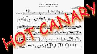 Maurice Andre - HOT CANARY CADENZA Transcription (FULL)