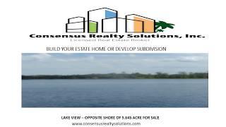 SILVER LAKE LAKEFRONT DEVELOPMENT SITE SANFORD FLORIDA