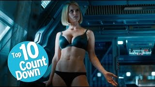 getlinkyoutube.com-Top 10 Needlessly Sexualized Female Movie Characters