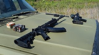 getlinkyoutube.com-MGI HYDRA Modular Weapon System: Big 3 East