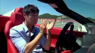 "getlinkyoutube.com-""Top Gear KOREA 3"" Ep.2: 햇빛과 바람, 감성 페라리. 페라리 458 스파이더의 탄생!"