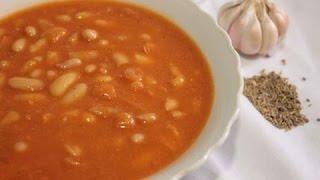 getlinkyoutube.com-Recette des haricots à la Tunisienne - Market Loubia - Tunisian Beans Recipe - لوبية أو الفاصوليا