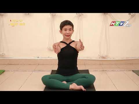 Yoga giúp giảm đau cổ vai gáy
