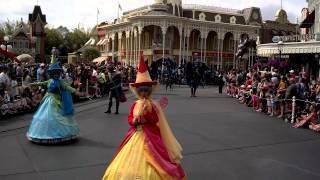 getlinkyoutube.com-The new parade at Disney