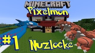 getlinkyoutube.com-Pixelmon Nuzlocke [Ep 01] - A Legendary Beginning