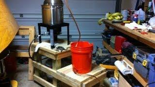 getlinkyoutube.com-How to Make a Homemade Distillery