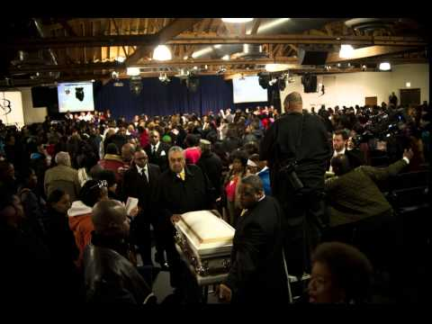 Thumbnail image for 'Video: A community mourns at the funeral of 6-month-old Jonylah Watkins'