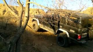 getlinkyoutube.com-Toyota Land Cruiser Prado 78