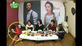 getlinkyoutube.com-May I Sleep Over?, Kim Hye-sung #05, 김혜성 20090102