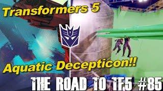 getlinkyoutube.com-BIG Underwater Decepticon in Transformers 5!!! - [THE ROAD TO TF5 #85]
