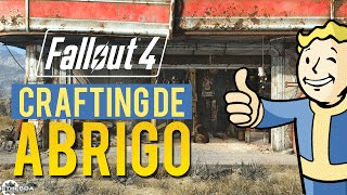 getlinkyoutube.com-Fallout 4 - Construindo e Customizando ABRIGOS, Casas, Plantações, etc (SEM SPOILER)