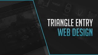 Triangle • Web Design • Syn Exo [HM]