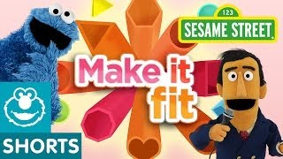 getlinkyoutube.com-Sesame Street: Make it Fit with Guy Smiley!
