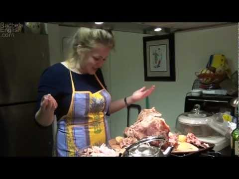 "How to Pronounce ""I have got to"" + Thanksgiving 2011! --  American English"