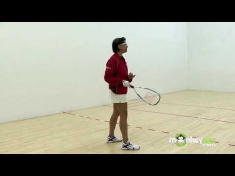 Racquetball Basics - Basic Strategy