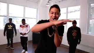 getlinkyoutube.com-XXL Freshmen 2014 Cypher - Part 3 - Troy Ave, Jon Connor, Lil Bibby & Jarren Benton