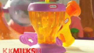 getlinkyoutube.com-Little Tikes Makin' Ice Cream