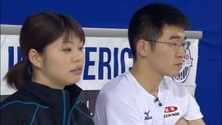 getlinkyoutube.com-2017 Curling Night In America | Episode 5: U.S. vs Japan Mixed Doubles