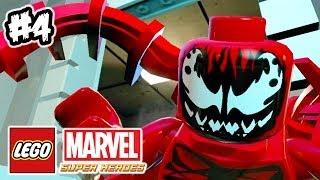 getlinkyoutube.com-Carnificina & Magneto! - Lego Marvel Super Heroes #4 (Em Português)